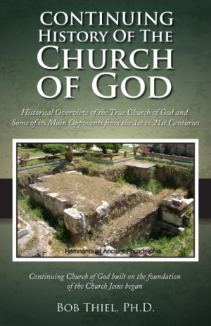 CCOG History book cover