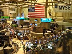 Trading floor of the New York Stock Exchange