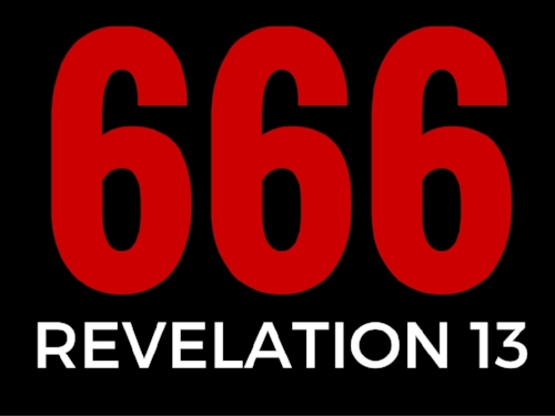 Revelation 13, 666
