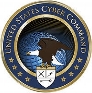 US cyber command logo
