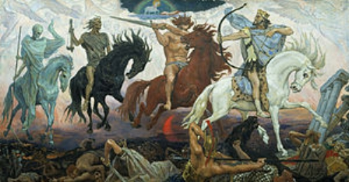 Four horsemen of Apocalypse