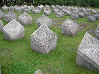 Cemetery in Estonia