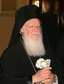 Constantinople Patriarch Bartholomew