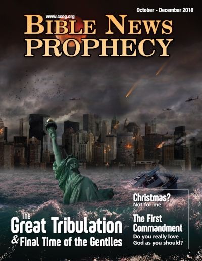 Might the Great Tribulation start in 2019?