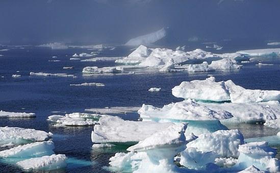 Greenland Icebergs (Pixabay)