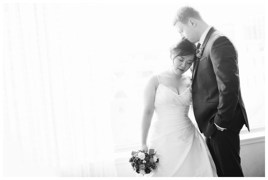 Pan Pacific Hotel Wedding - photo