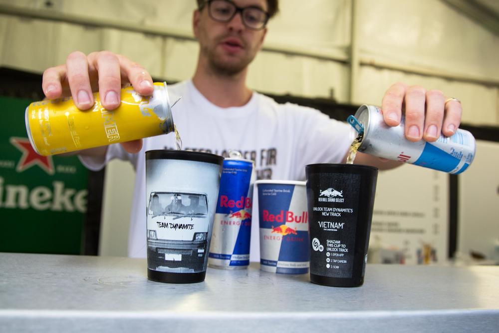 Red Bull Team Dynamite