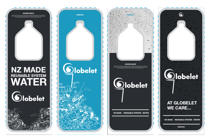 Globelet Water Machines