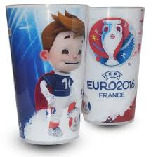 Euro 2016 Cups France