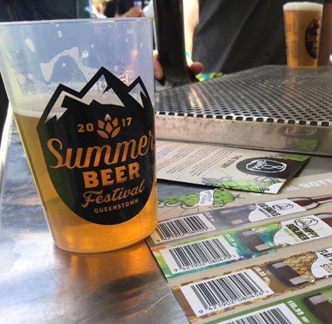 Summer Beer Festival Globelet