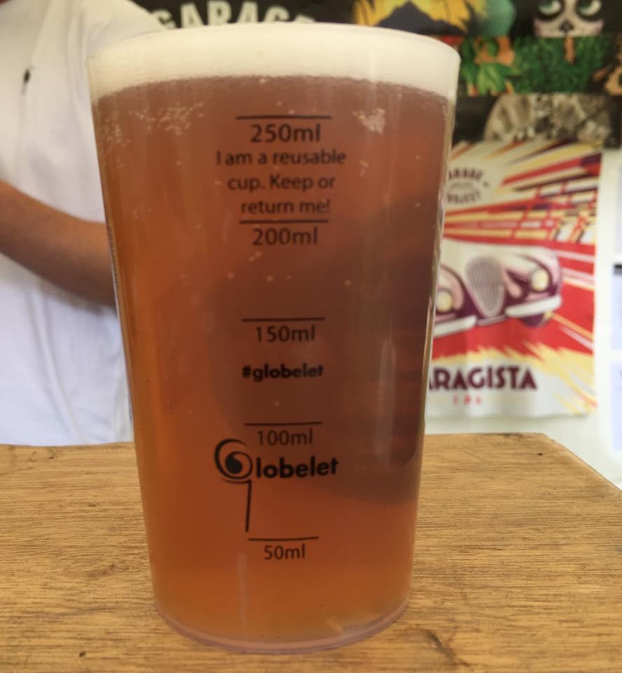 Beer Festival Globelet