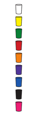 Cup Color Options