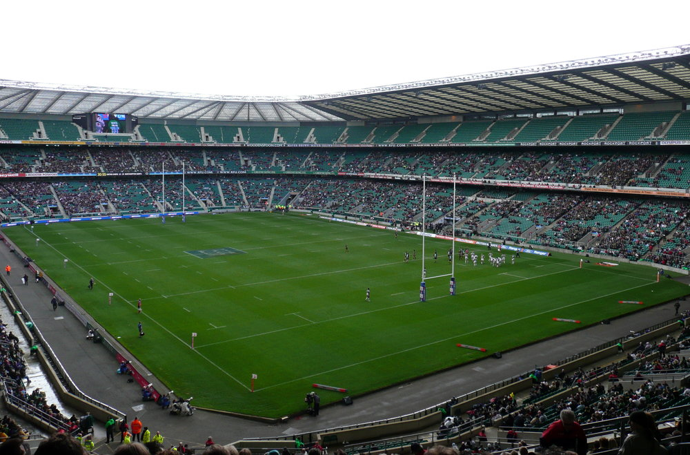 TWICKENHAM STADIUM - Twickenham Stadium introduced a re-usable Fan Cup at the 2015 Rugby World Cup as a solution to the disposables previously used.During an international event more than 140,000 pints of beer are served. Therefore 140,000 cups were thrown away in a day. Despite their best efforts these cups would little the local community. The waste from Twickenham had a far reach.THE RESULTS The reusable cups provided a cleaner stadium and significantly reduced the waste leaving the stadium. A quality cup to enjoy a drink at no extra cost.A value souvenir to remember the Twickenham experience.