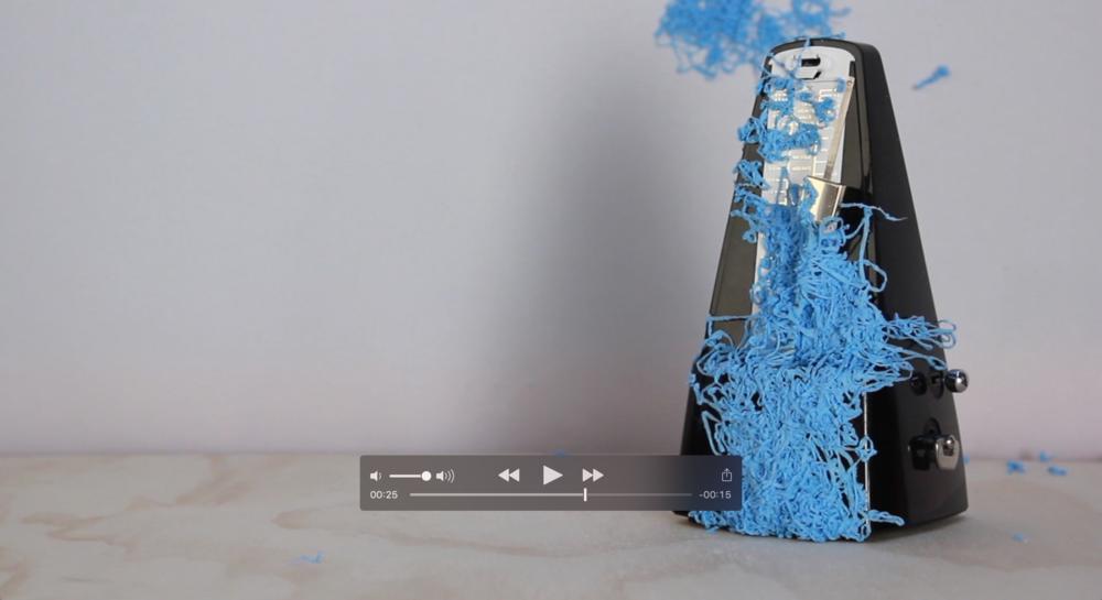 Works<30s No 44, 2014 - Video Still