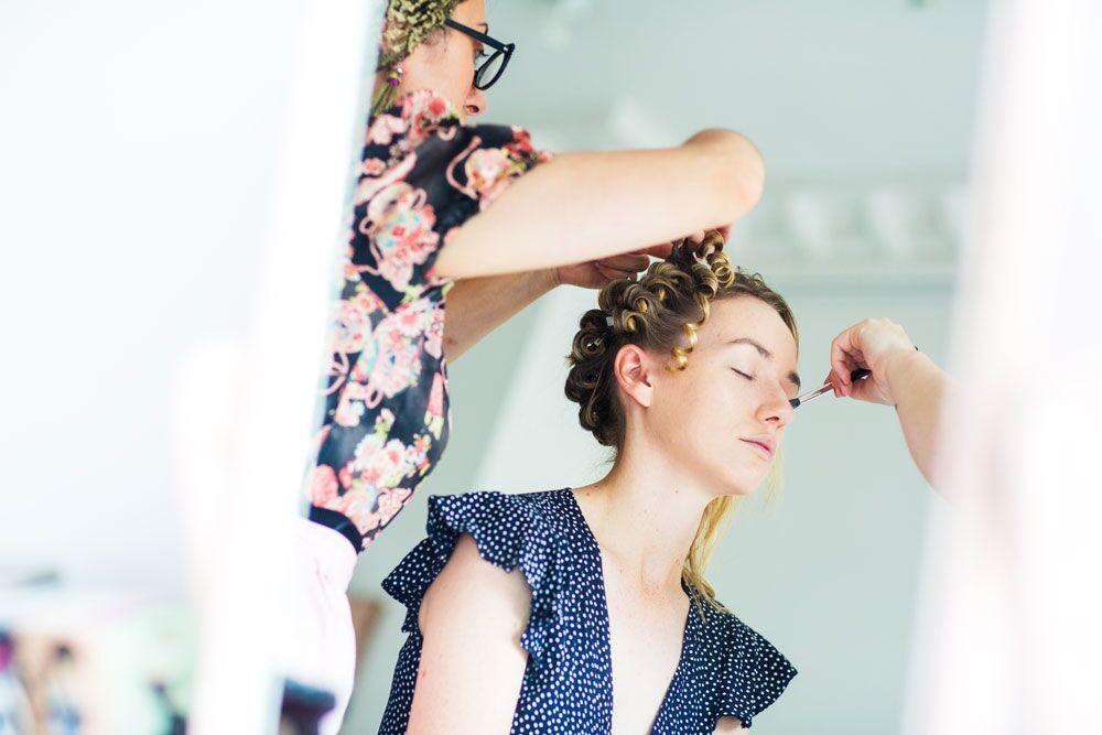 dana leviston hair and makeup melbourne
