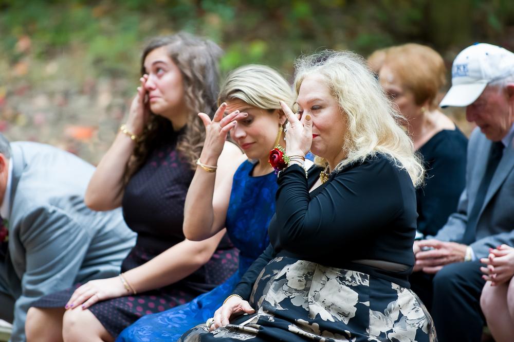 6-cincinnati-wedding-ymca-camp-kern-guests-crying-ceremony.jpg
