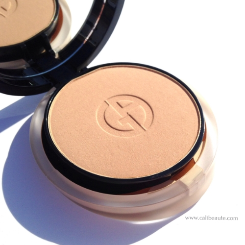 Giorgio Armani Luminous Silk Compact Review — Calibeaute.com