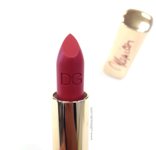 Monica Voluptuos Lipstick in Gentle Monica