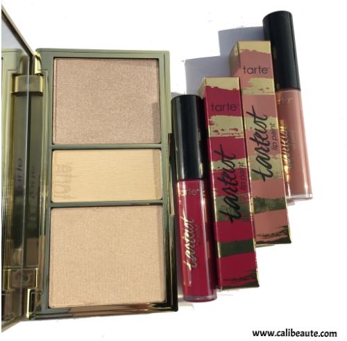 Tarte Cosmetics Skin Twinkle lighting palette