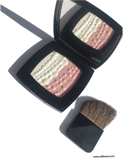 Chanel Perles Et Fantaisies Illuminating Powder: Photos and Swatches