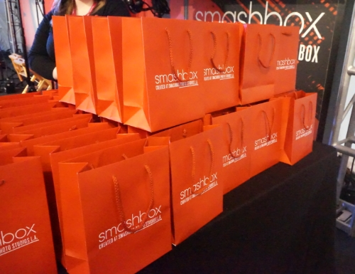 Smashbox so generously gifted us their new X Rated mascara.