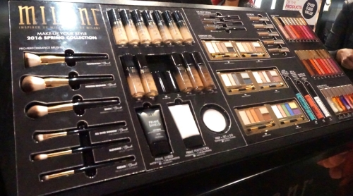 Newness at Milani Cosmetics