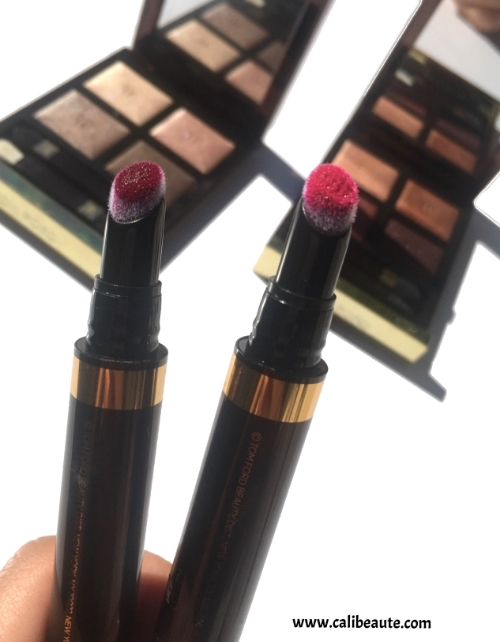 Tom Ford Patent Lip Color: Exposed And Erotic Review And