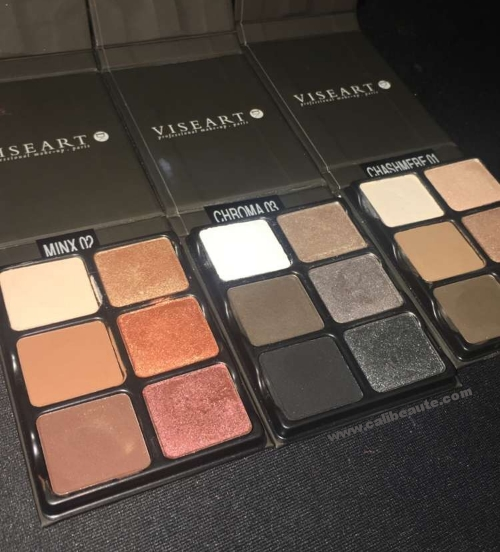 Viseart Theory Palettes