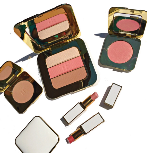 Tom Ford Summer Soleil Collection 2016: The Afternooner, Pieno Sole Bronzer, Moisture Core Lipsticks