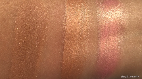 Tom Ford Swatches Pink Sand Pieno Sole