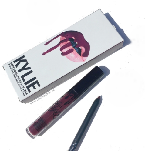 Kylie Lip Kit Kourt K: Review, Swatches and Comparisons