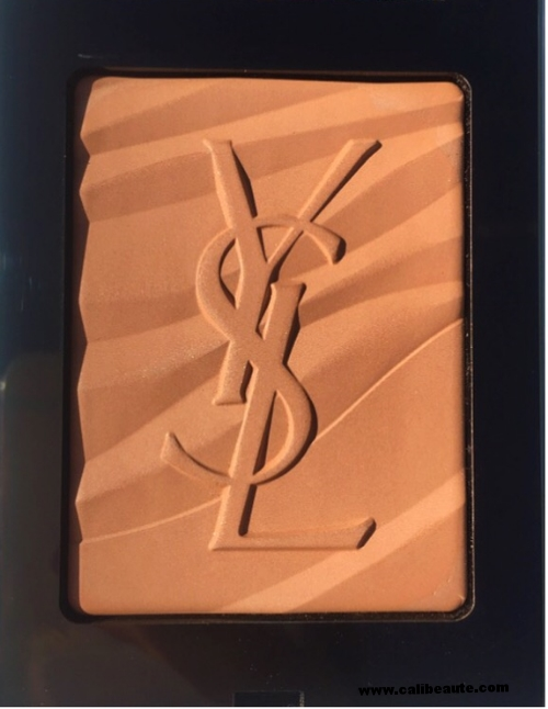 YSL Summer 2016: LES SAHARIENNES BRONZING STONES Fire Opal Swatches and Review