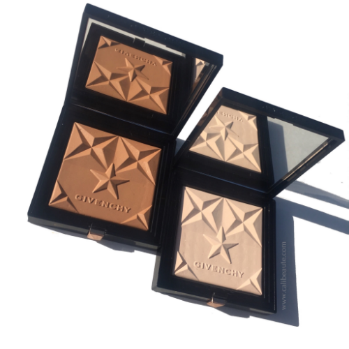 Givenchy Healthy Glow Highlighter and Healthy Glow Bronzer 02 Douce Saison
