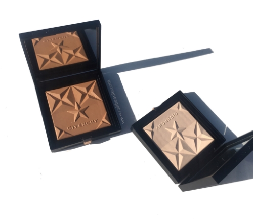 Givenchy Highlighter and Bronzer