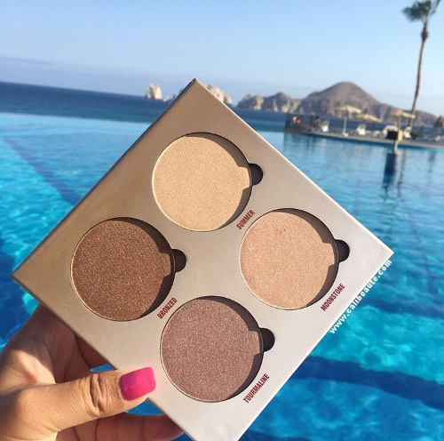Anastasia Beverly Hills Sun Dipped Glow Kit: Review and Swatches