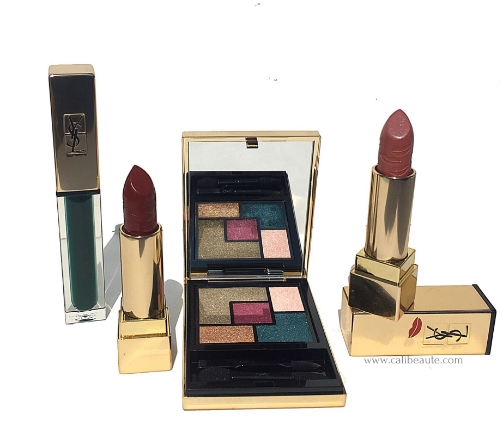 Some YSL Fall ready products in my stash.