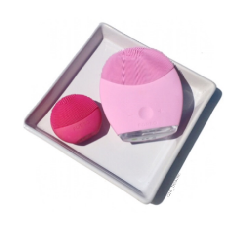 Foreo Luna 2 and Foreo Play
