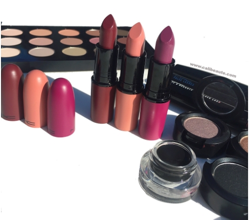 MAC Look in a Box Face Kits 2016:  Sunblessed, Sassy Siren, Girl Band Glam