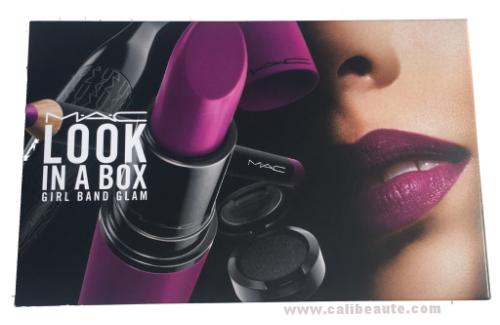 MAC Look in a Box Girl Band Glam