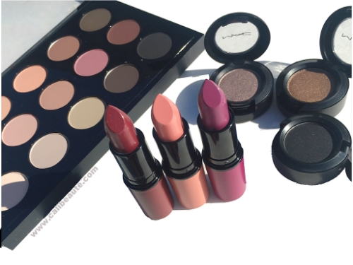 MAC Nordstrom Anniversary Exclusives 2016