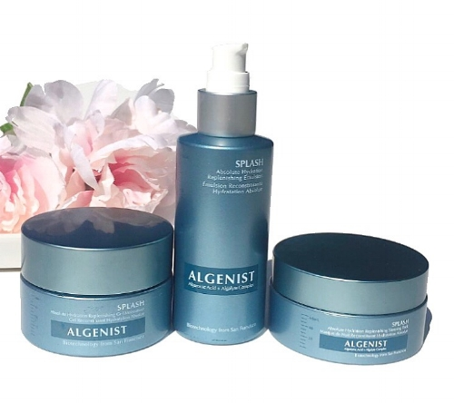 The Algenist Splash Collection