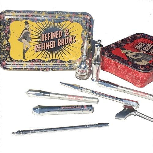 Benefit Cosmetics Defined and Refined Brow Kit