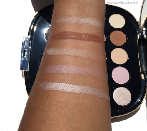 Swatches Marc Jacobs About Last Night