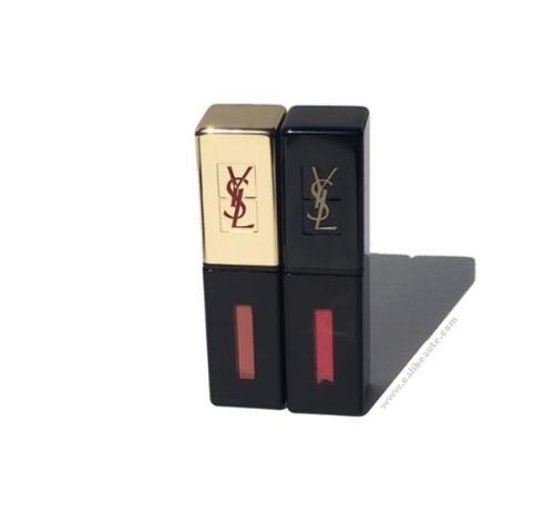 YSL Rouge Pur Couture Vs Vinyl Lip Cream