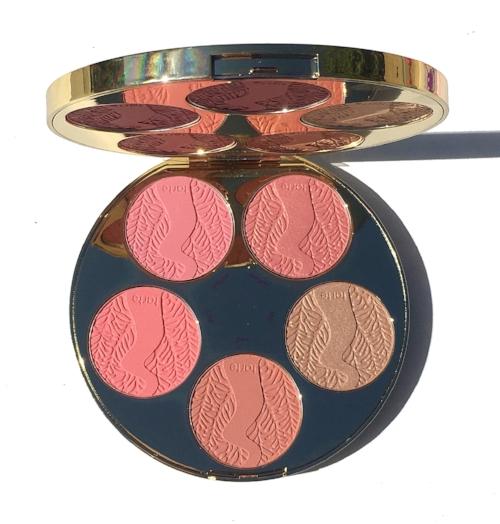Tarte holiday 2016 Amazonian clay blush palette