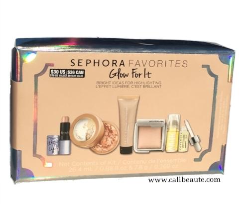 Sephora Favorites Glow For It Kit