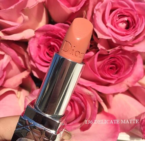 Dior Rouge Delicate Matte