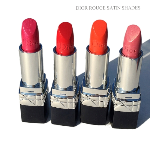 Rouge Dior Satin Shades