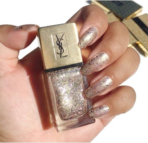 YSL La Laque Gold Clash Nail Lacquer No. 78 - Cali Beaute