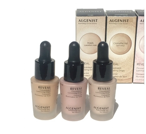Algenist REVEAL Luminizing Drops